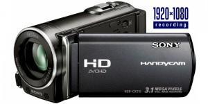 Sony Kit  HDRCX115EB + 16GB SD, HDRCX115BQ3DI.EU