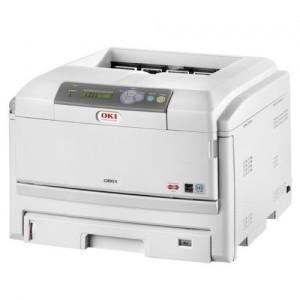 Imprimanta laser color oki c801n