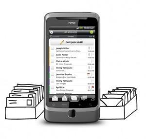 Telefon HTC Desire Z HTC00155