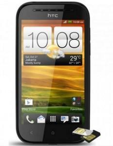 Telefon mobil HTC Desire Sv, Dual Sim, Black, 67938
