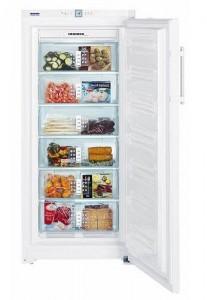 Congelator Liebherr Premium No Frost 6 sertare Clasa A++ GNP 3166