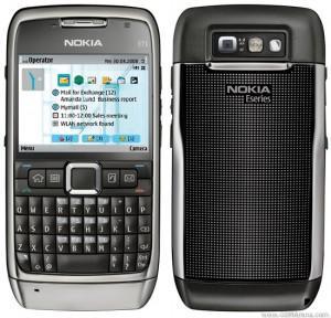 Nokia E71 Grey Steel, Nokia E71 Grey Steel