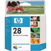 Cartus color hp 28 (c8728ae)