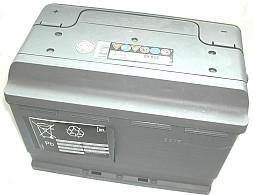 Baterie Exide AGM UNIVERSAL 12V/65A/18KG , Am.901151