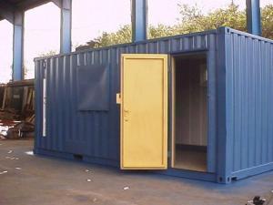 Birou container
