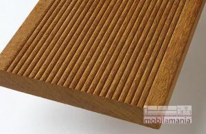 Podea de lemn pentru terasa/outdoor de esenta exotica IPE