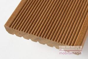 Podea de lemn pentru terasa/outdoor de esenta exotica SAPELLI