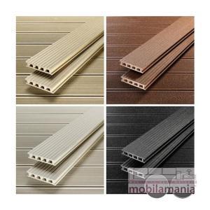 Podele de terasa/outdoor WPC (Wood Plastic Composites) UPM ProFI Deck