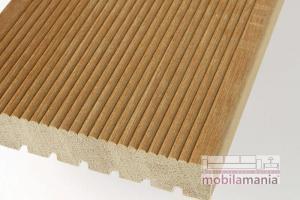 Podea de lemn pentru terasa/outdoor de esenta exotica BANGKIRAI