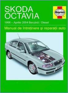 Manual auto SKODA OCTAVIA 1998-2004