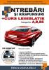 Manual auto intrebari si raspunsuri + curs legislatie