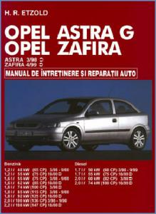 Manual opel zafira