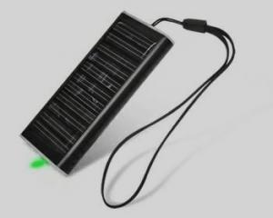 Incarcator solar pentru telefon mobil