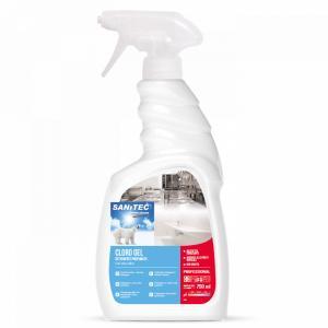 Detergent dezinfectant cu clor