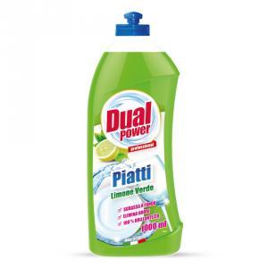 Detergent lichid de vase Piatti Limone Verde