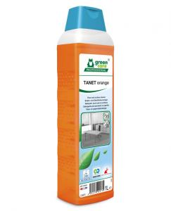 Detergent pentru pardoseli  TANET orange