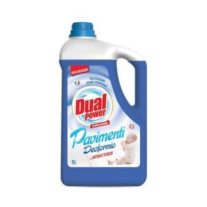 Detergent pardoseli si suprafete dure lavabile