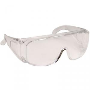 Ochelari vizitatori policarbonat cu lentile Transparent
