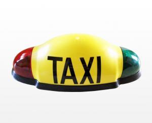 Lampa pentru taxi