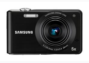 Samsung PL 80 Negru + CADOU: SD Card Kingmax 2GB