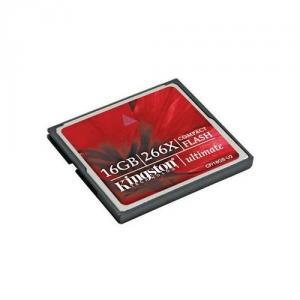 Compact Flash Card Kingston Ultimate 266x 16 GB CF/16GB-U2