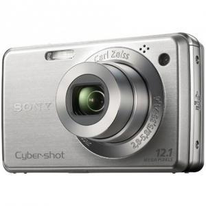 Sony dsc w 230 argintiu