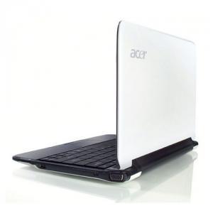 Laptop Acer Aspire One AO751H-52BW Alb-Negru