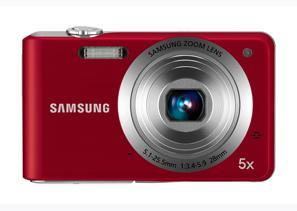 Samsung PL 80 Rosu + CADOU: SD Card Kingmax 2GB