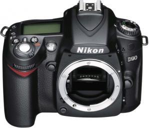 Nikon d 90 body