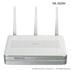 Router asus wl 500