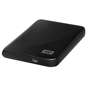HDD EXT Wdigital 500 GB 5400 WDBAAA5000ABK Negru