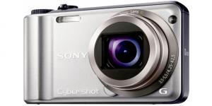 Sony dsc h 55 argintiu