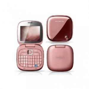 Telefon mobil ALCATEL OT-810D DUAL SIM CHROME