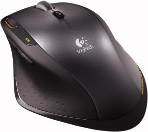 Mouse Logitech Cordless Laser Mx1100 910-000893 Negru