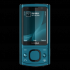 Telefon nokia 6700 slide albastru