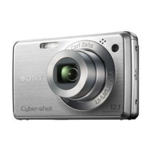 Sony dsc w 210 argintiu