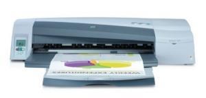 Imprimanta hp designjet 110+