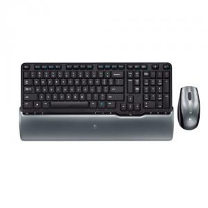 Kit Logitech C. Desktop S 520 Laser 920-001023 Negru