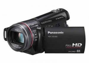 Panasonic hdc sd 300