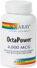 Octapower 4000mcg oxigenare celulara120cps solaray
