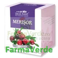 Ceai Merisor - 30 g DaciaPlant