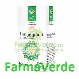 Tinctura Imunoplant 1 50 ml Steaua Divina