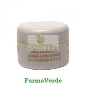 Crema hidratanta cu vitamina c