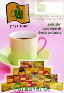 Ceai Merisor 50Gr Stefmar