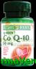 Coenzima q10 50 mg+q-sorb nature's bounty walmark