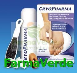 cryopharma pentru picioare