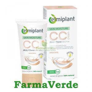 CC cream deschis Crema Coloranta Skin Moisturising Elmiplant