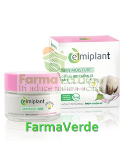 Crema Nutritiva de Zi Ten Uscat 50 ml Elmiplant