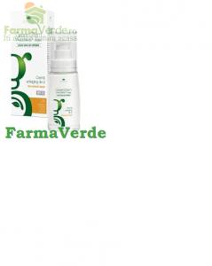 Crema antiaging de zi matifianta pentru ten normal-mixt SPF 15