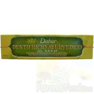 Dabur Pasta de Dinti Herbal cu Neem 100 ml Herbavit